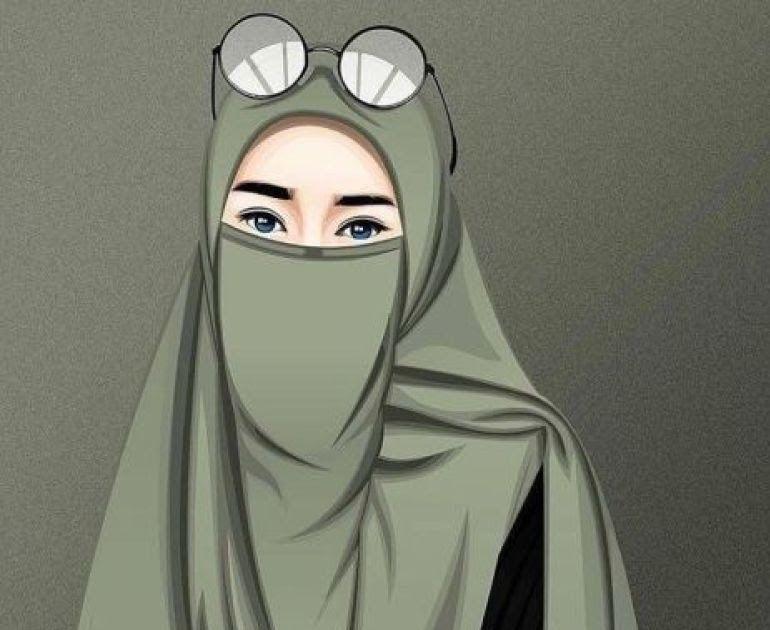 Gambar Kartun Wanita Muslimah Sedih 30 Gambar Kartun Wanita Muslimah Bersedih 75 Gambar Kartun Muslimah Cantik Dan Imut Bercadar Download Gambar Kata Sedih Muslimah Cik Di 2020 Kartun Gambar Animasi