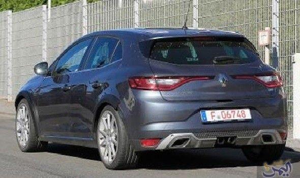 اختبار قيادة السيارة الفرنسية القادمة رينو ميجان Car Cars Suv