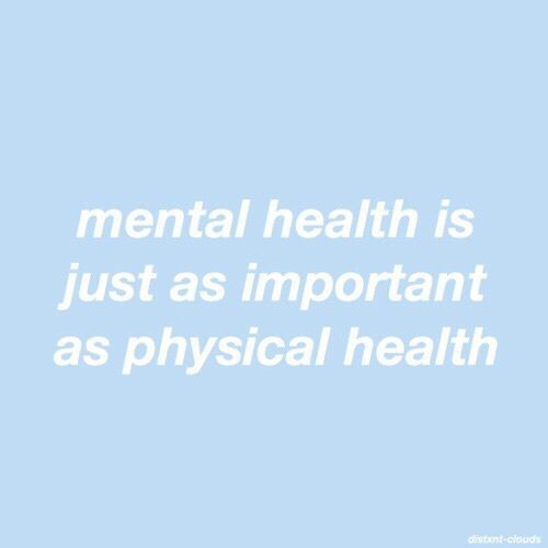 Image On We Heart It Mental Health AwarenessPositive