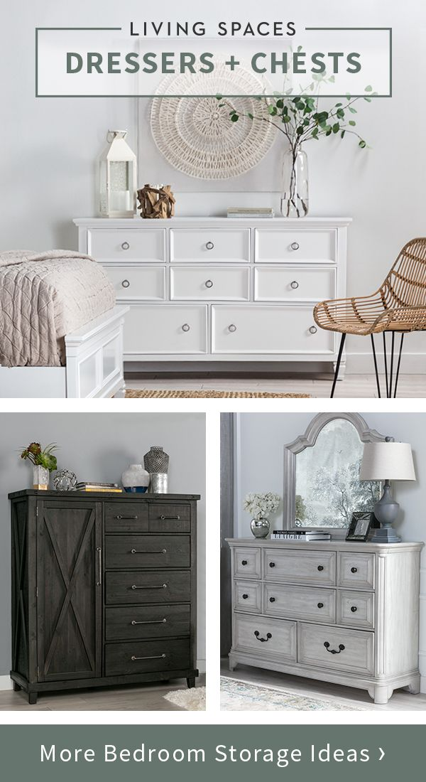Bedroom Dressers And Chests Of Drawers With Plenty Of Storage