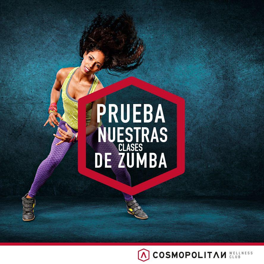 Hoy te proponemos una forma divertida de mantenerte en forma mediante nuestras clases de #zumba.