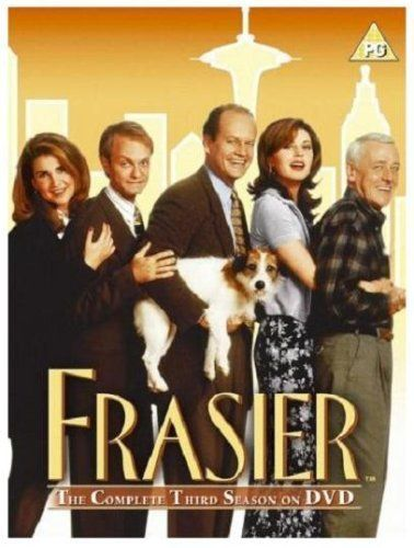 Pictures Photos From Frasier Tv Series 1993 2004 Kelsey Grammer Dvd Favorite Tv Shows
