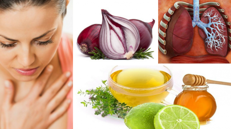 Resultado de imagem para Esse remédio natural vai ajuda você se estiver com bronquite