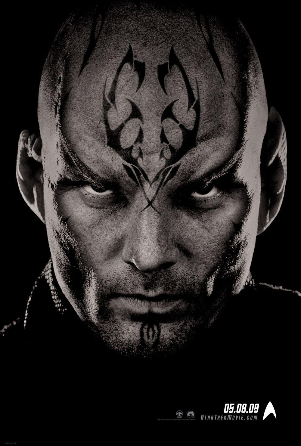 Captain Nero From Star Trek 2009 Ah Just Another Misunderstood Villain