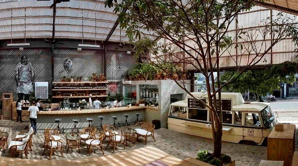 Pin by Vianherlambang on vian Atrium restaurant, Jakarta