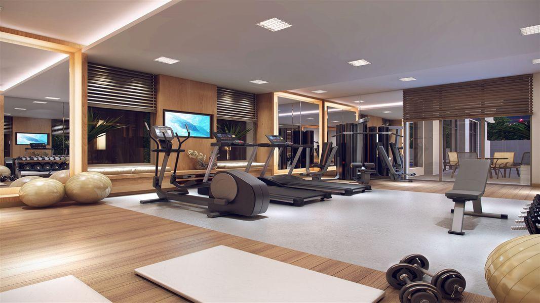Designing a Home Gym in Your Basement Salle de gym a la