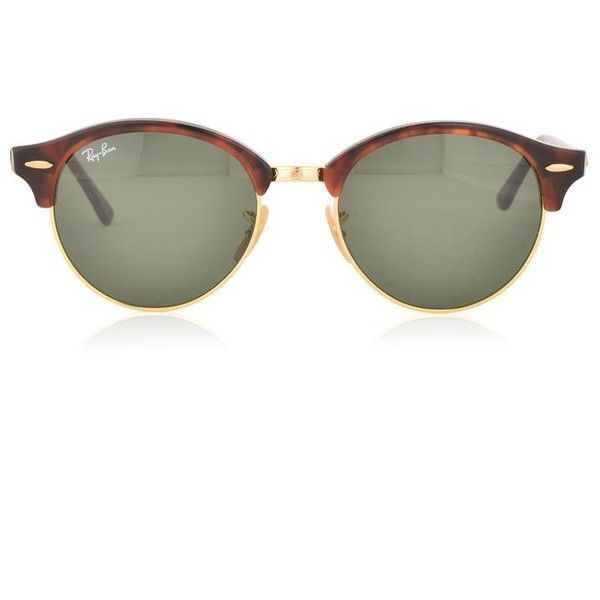 46a88d2143 Ray Ban Rb4246 Sunglasses (115 CAD) ❤ liked on Polyvore featuring  accessories