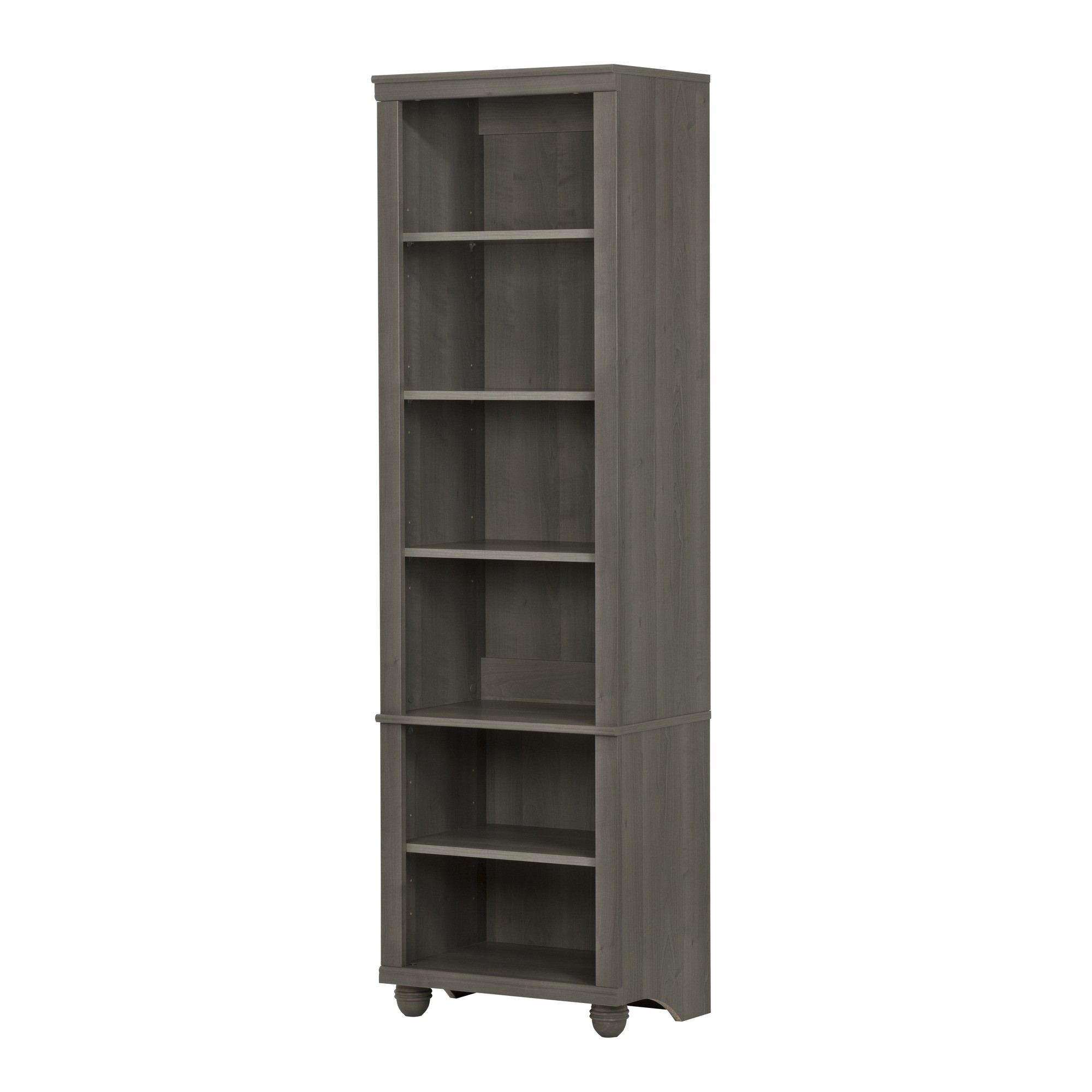 axess bookcase collection qiwgaxr demands will south shore is size standard a storage that your shelf handle