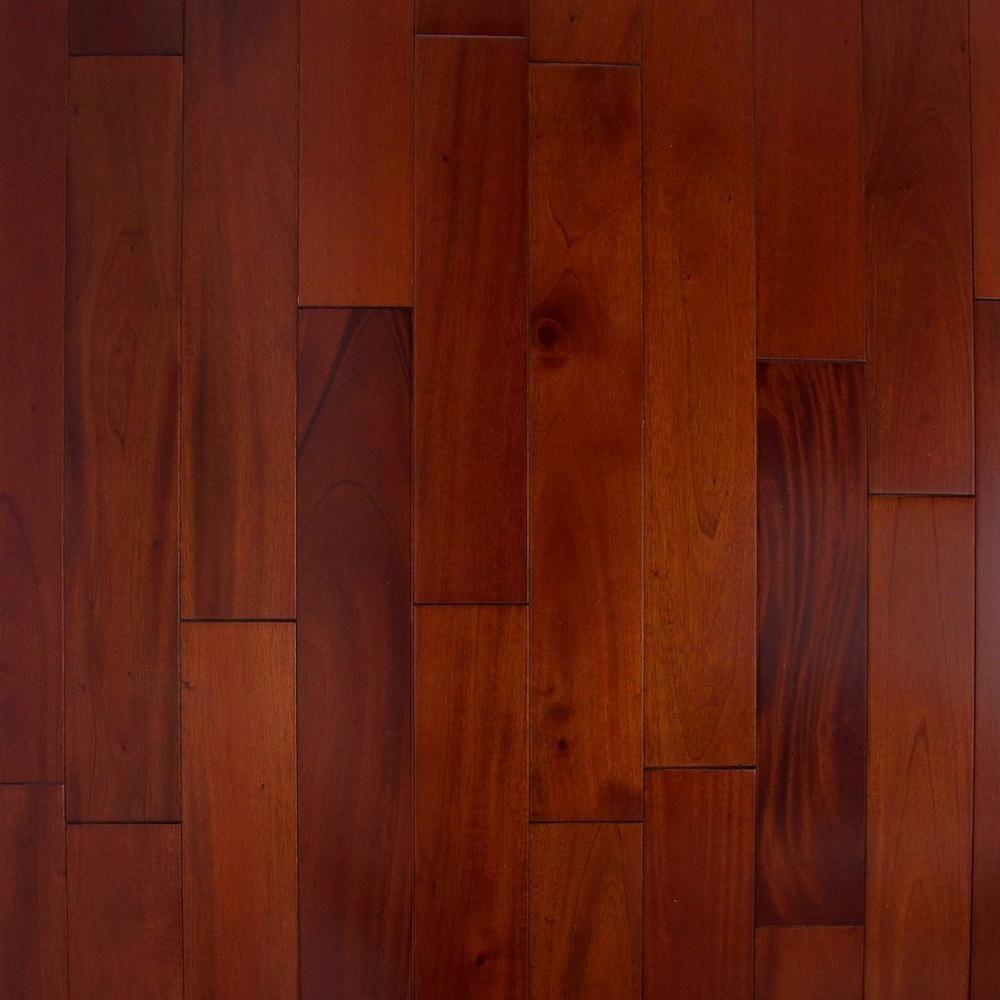 Mahogany Cherry Smooth Solid Hardwood Mahogany Flooring Cherry Wood Floors Solid Hardwood
