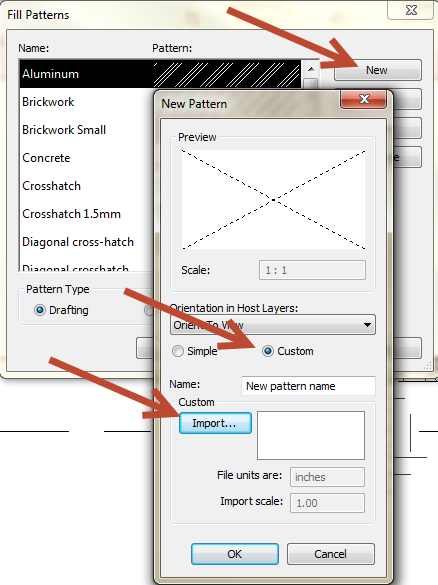 How To Change A Revit Fill Pattern Scale Pattern Museum