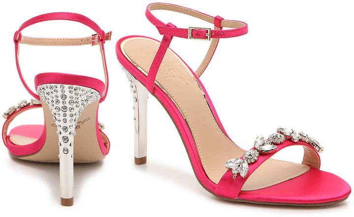 7713125a0e10 Jewel Badgley Mischka Tex Sandal - Women s Hot Pink Heels
