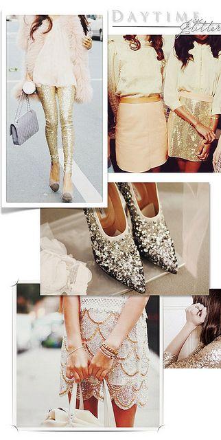 Inspiración estilo glamoroso},
