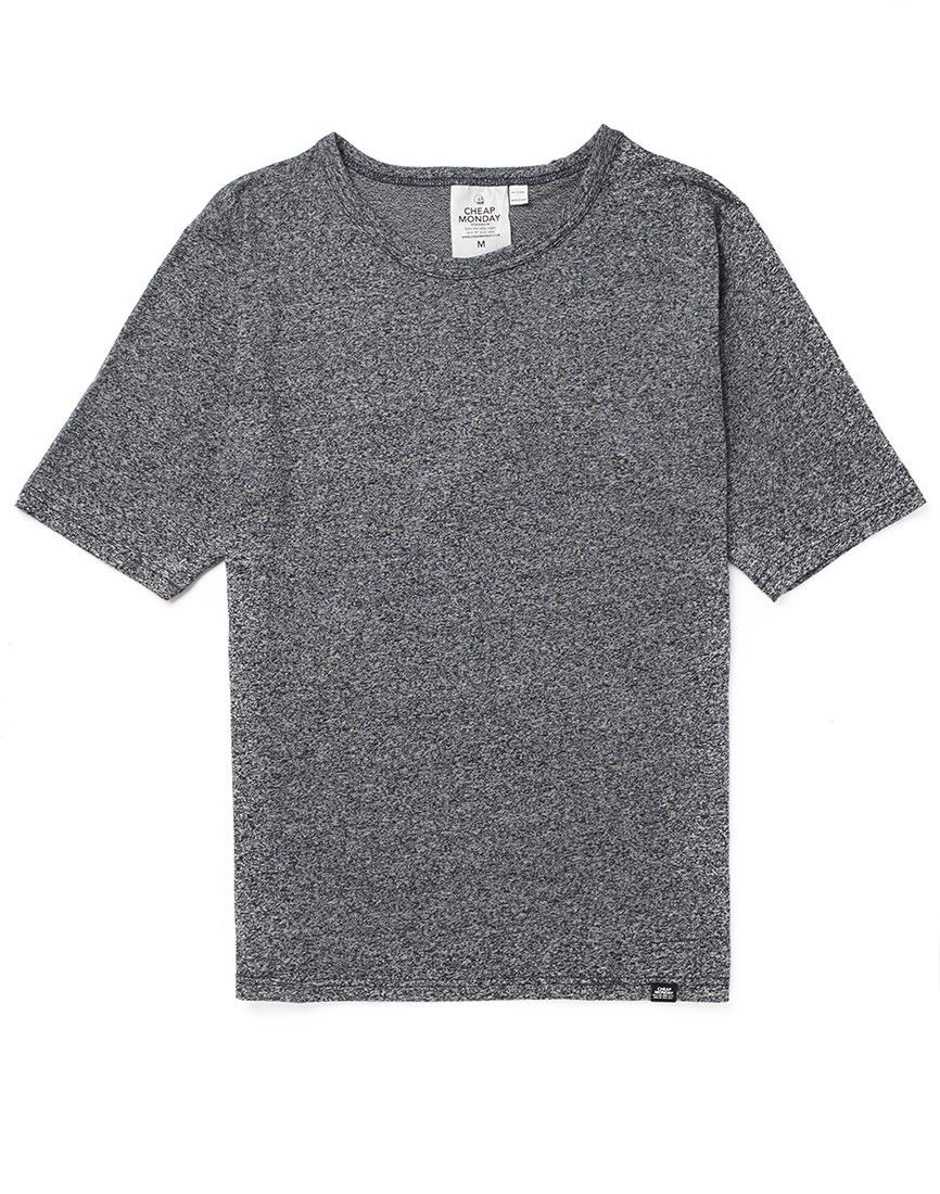 Cheap Monday Rocky Oversize T Shirt - Men's Clothing at The Idle Man