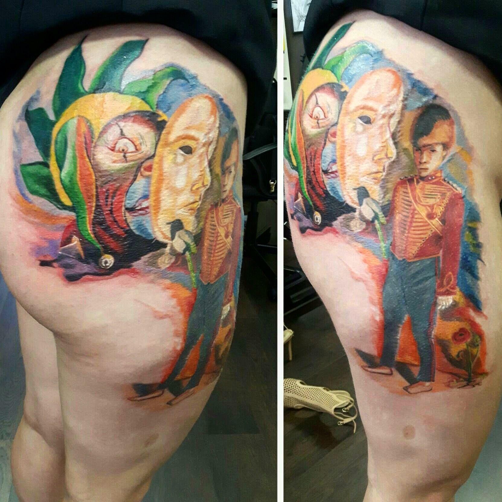 Pepetattoo Tattooalkmaar Tattoonederland Alkmaar Tattoo