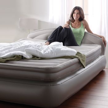 Costco Aerobed Comfort Anywhere Air Mattress Moving Tips