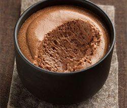 Une Mousse Au Chocolat Rapide Et Très Facile à Faire Pour Votre