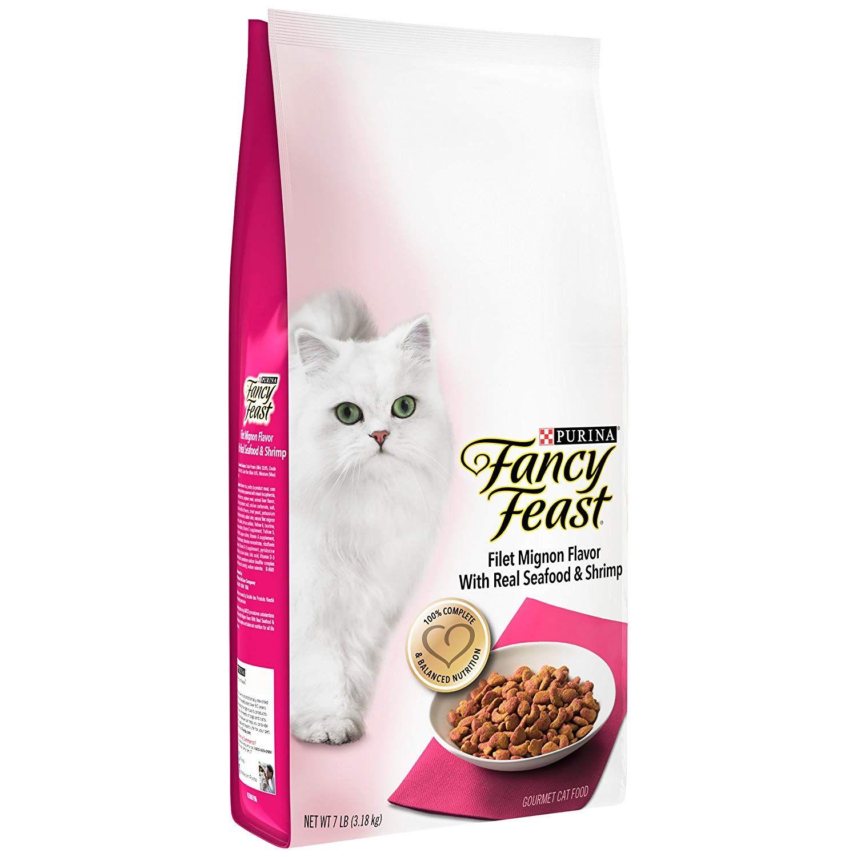 Purina Fancy Feast Gourmet Dry Cat Food, Filet Mignon