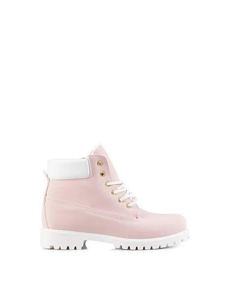 buy popular b26ee 6e12a Boot - Nly Shoes - Rosa - Vardagsskor - Skor - Kvinna - Nelly.com