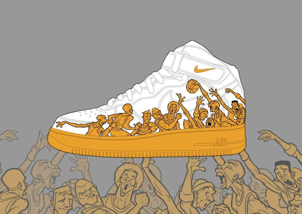 promo code 937eb 49f5d nike air force 1 drawing