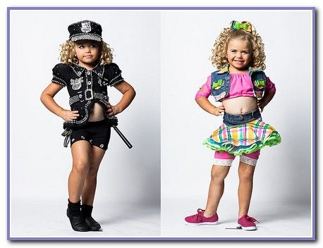 Toddlers And Tiaras Skimpy