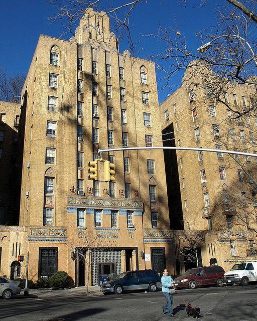 New City Ny Rentals: Park Plaza Art Deco Apartments, Highbridge, Bronx, New