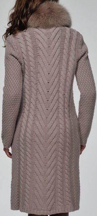 0Fr6PBHcmtc (315x699, 162Kb) Вязаная Крючком Одежда, Вязаное Крючком  Пальто, Вязание Жакета ea041e36679