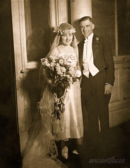 1920s Bride, Oregon