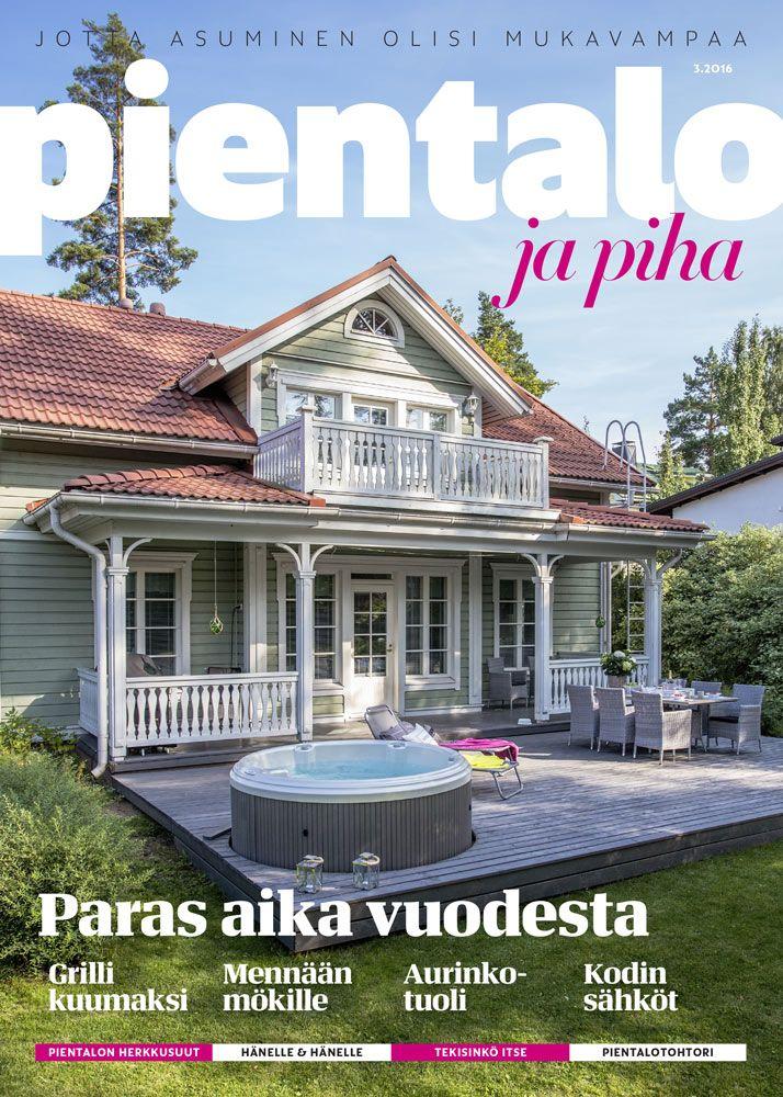 Pientalo ja piha 3/2016