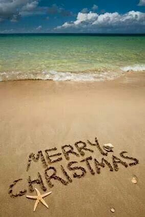 merry christmas - Merry Christmas Beach Images