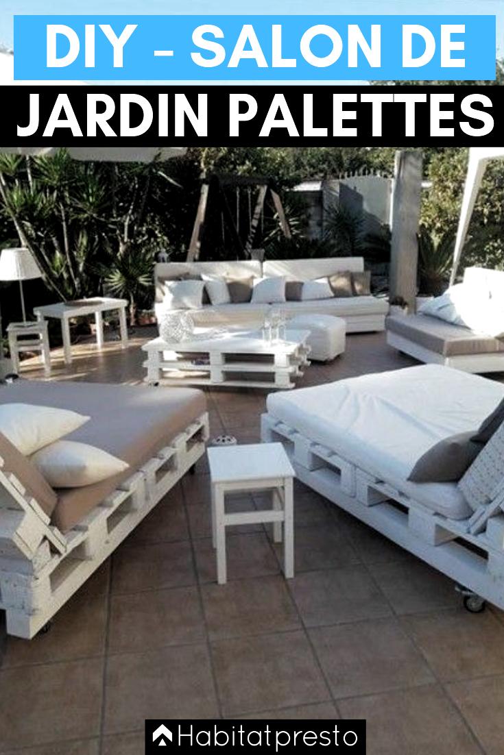 36+ Palette salon de jardin ideas in 2021