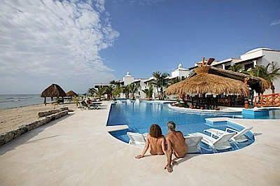 Hidden Beach Resort Au Naturel Club Mexico