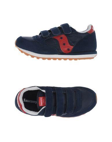 SAUCONY Boy's' Low-tops & sneakers Dark blue 4Y US