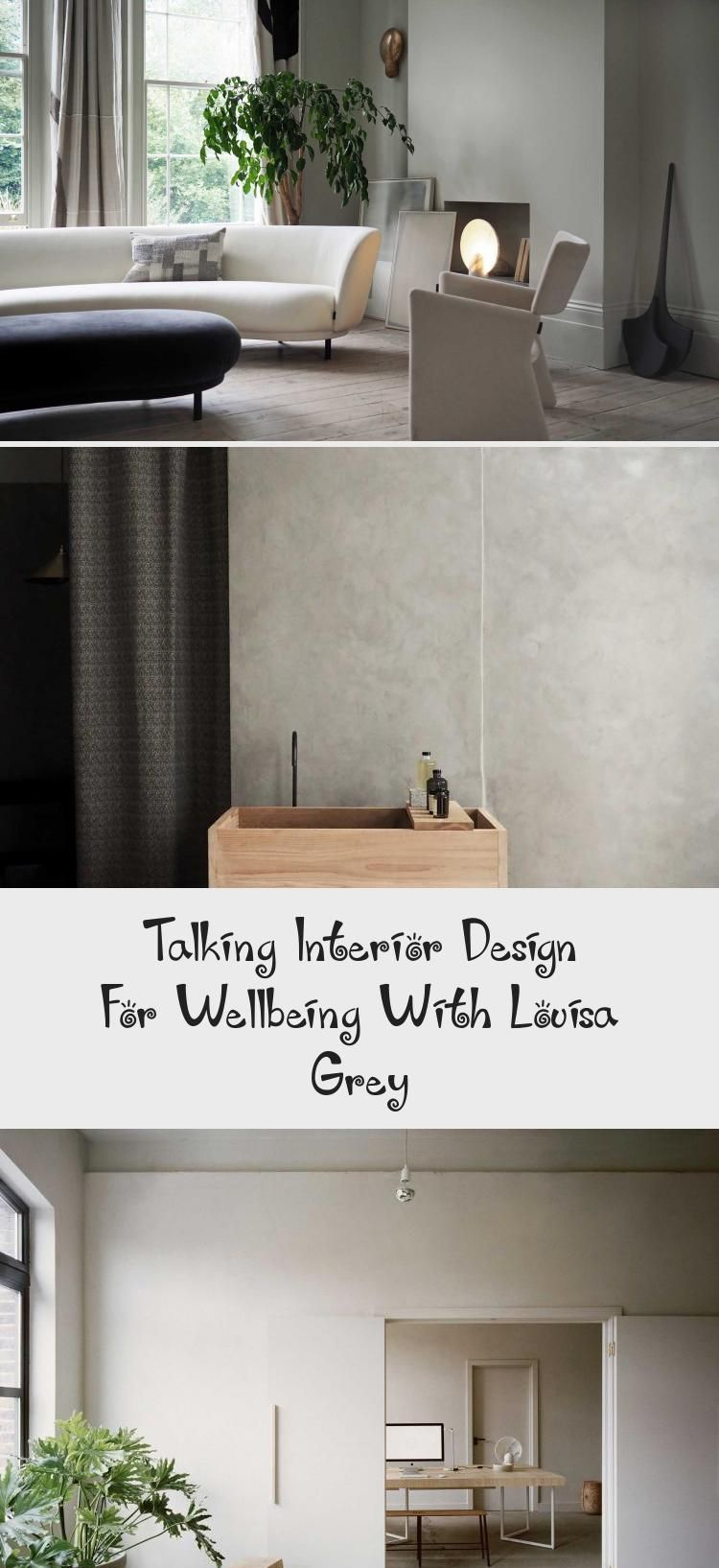 Talking Interior Design For Wellbeing With Louisa Grey Simple
