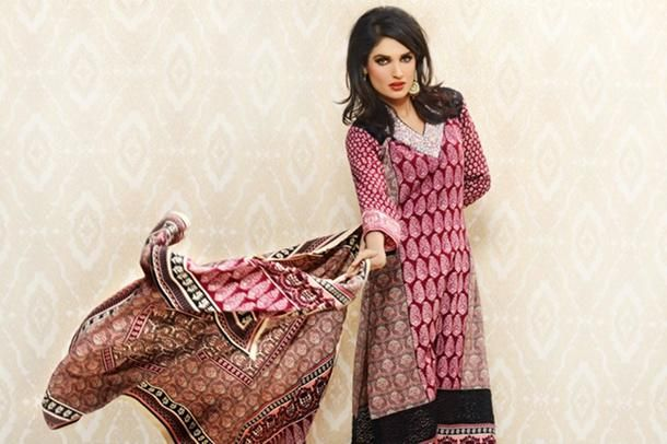 Warda Designer Winter Collection 2013 for Ladies