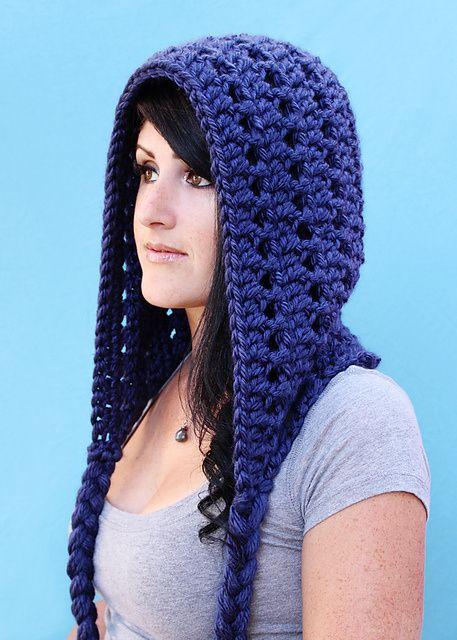 Knitted Baby Beard Hat Pattern