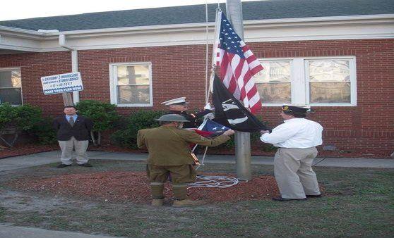 Tybee Island City Hall to Fly POW/MIA Flag Year-round - WSAV