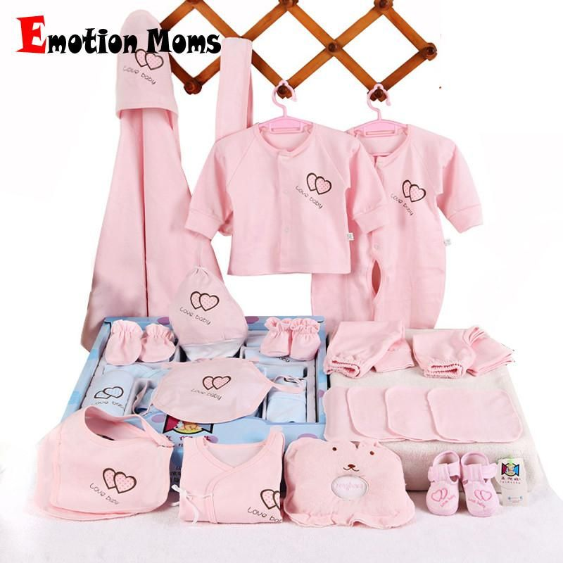 Emotion Moms 22 Pc Newborn Baby Clothing Gift Set Without Box Baby