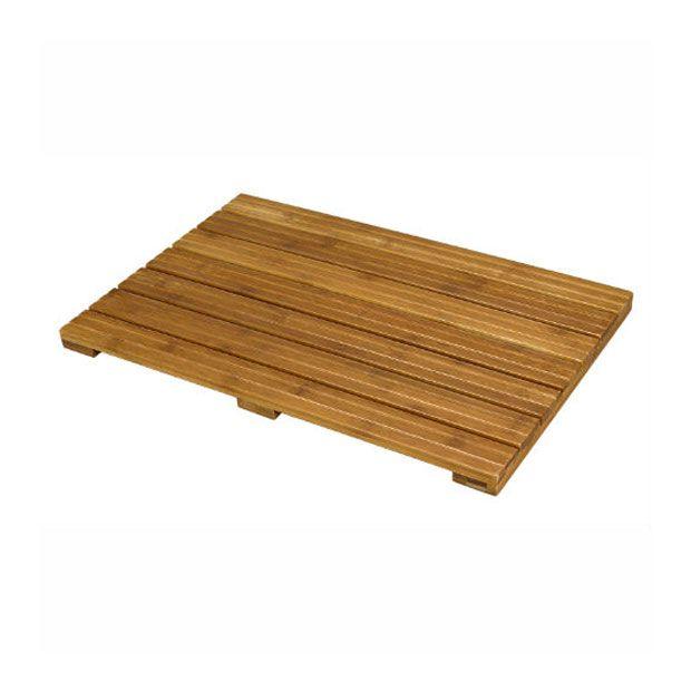 Furniture And Decor For The Modern Lifestyle Wood Bath Bath Mat