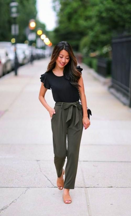 Casual Outfits #businesscasualoutfitsforwomensummer