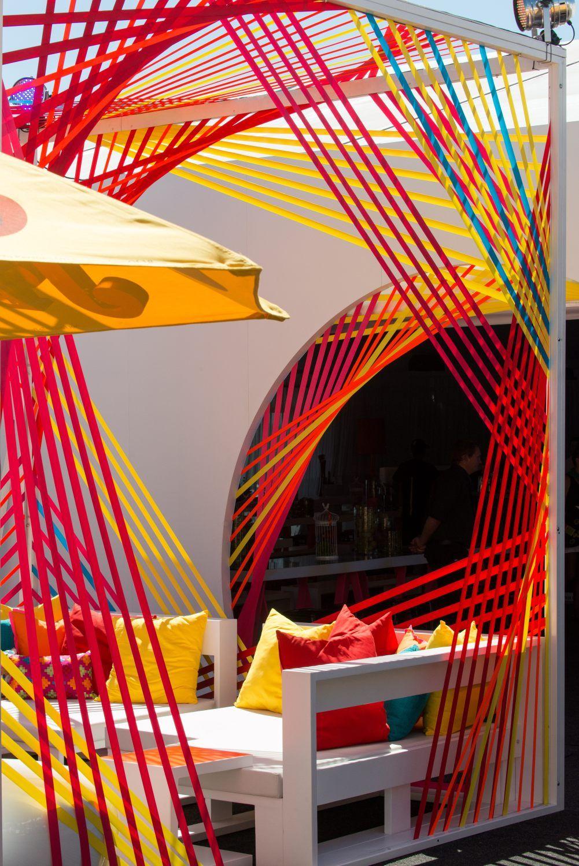 Pin By Eugenia Paparini On Temporary Outdoor Installations Design Contemporary Garden Design Art Decor