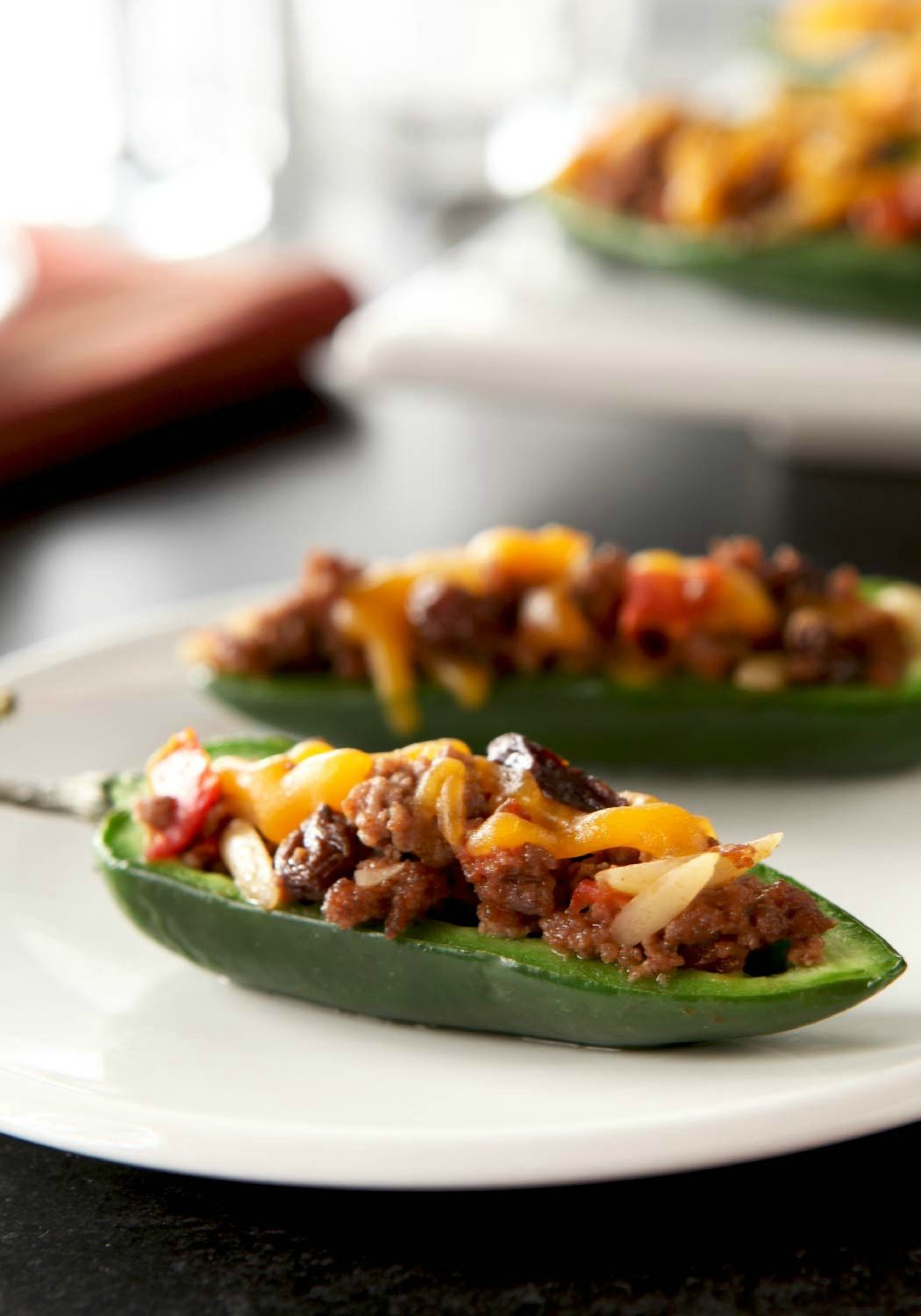 Stuffed Jalapeno Peppers Recipe Healthy Living Kraft Recipes Stuffed Peppers Pepper Recipes Healthy Peppers Recipes