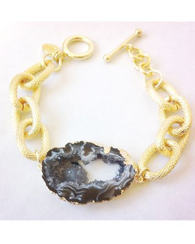 Agate necklace- gorg!