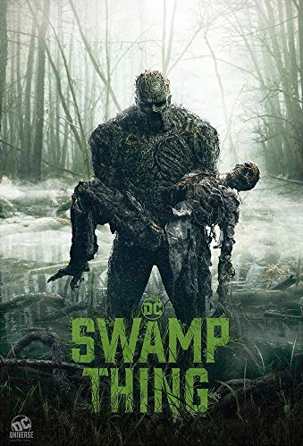 Swamp Thing (TV Series 2019) #swampthing