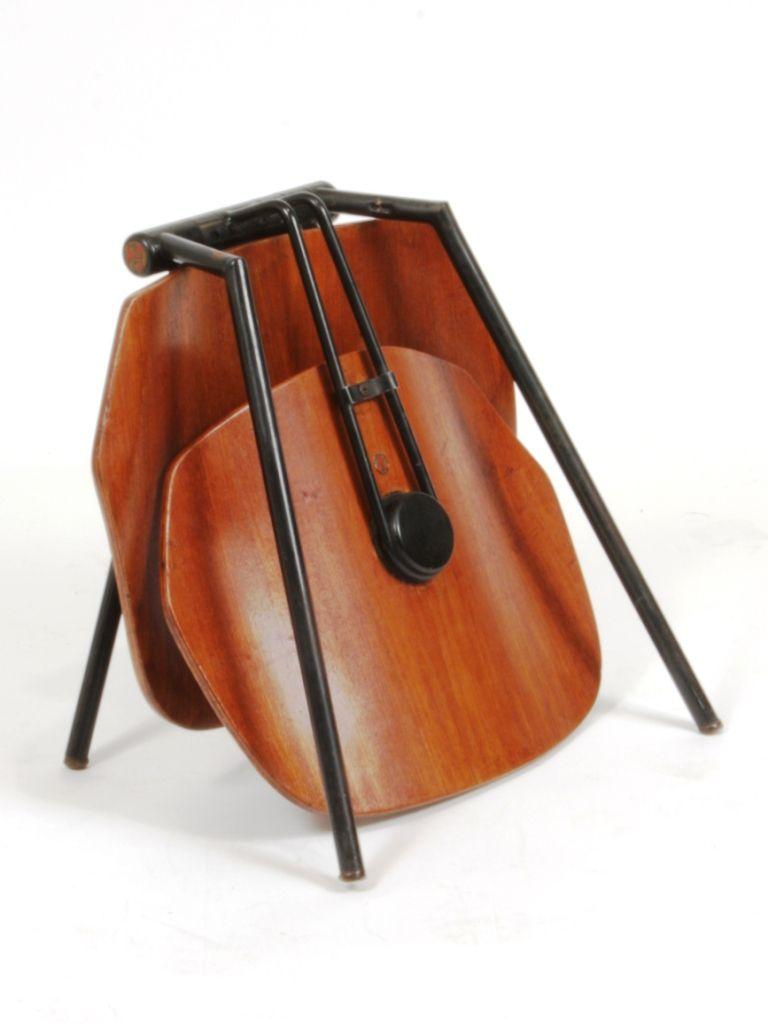 Borsani Osvaldo Chaise Modele S88 Edition Tecno Photo 5 | Seat ...
