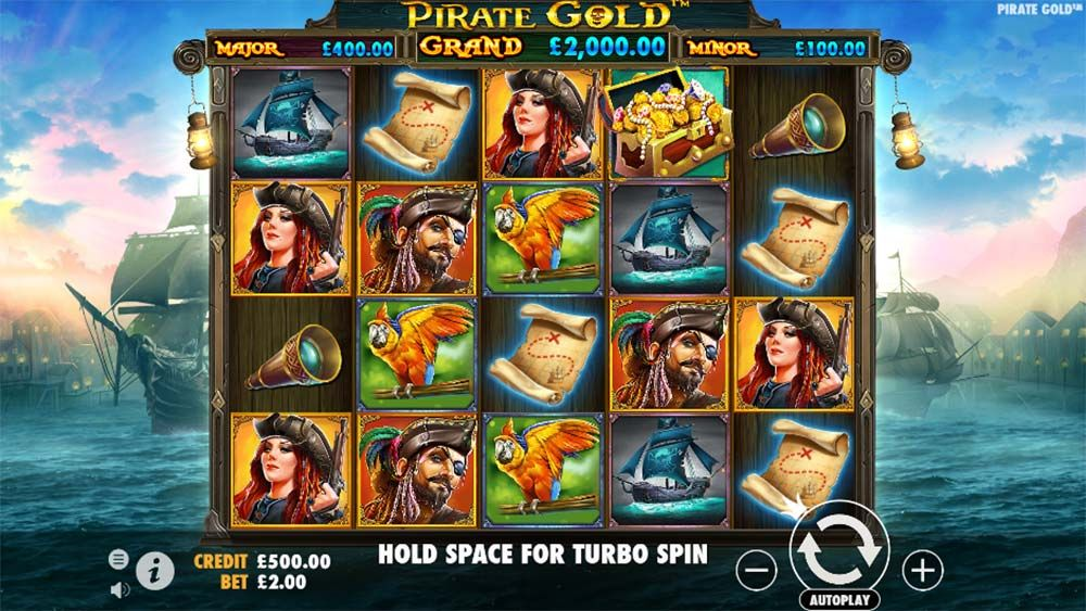 Spiele Pirate Treasure - Video Slots Online