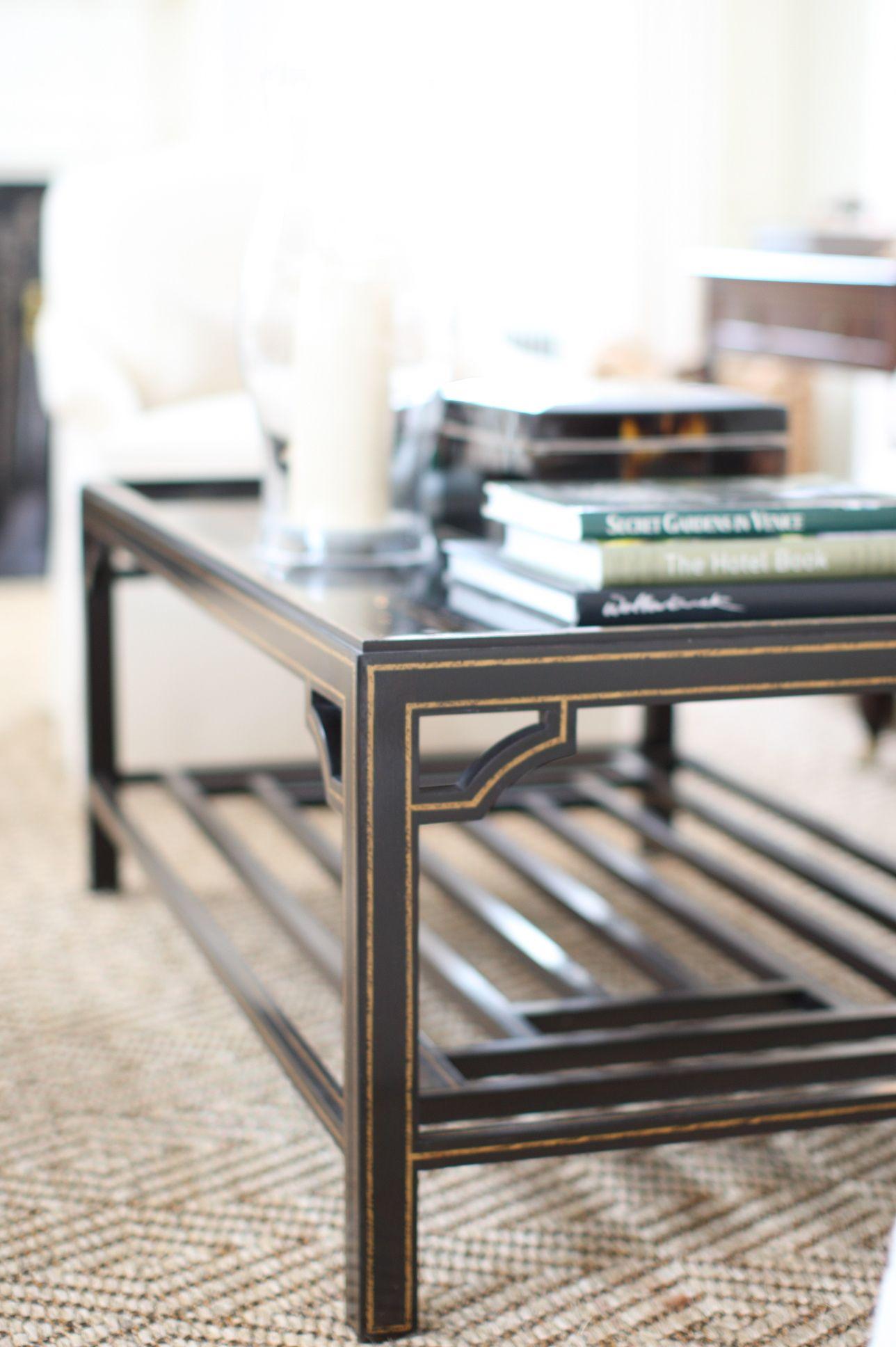 J K Kling Living Room Gold Accents And Corner Bracket And