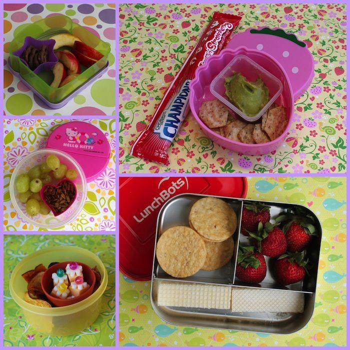 20 Easy Summer Camp Snack Ideas   Camp snacks, Summer camp ...