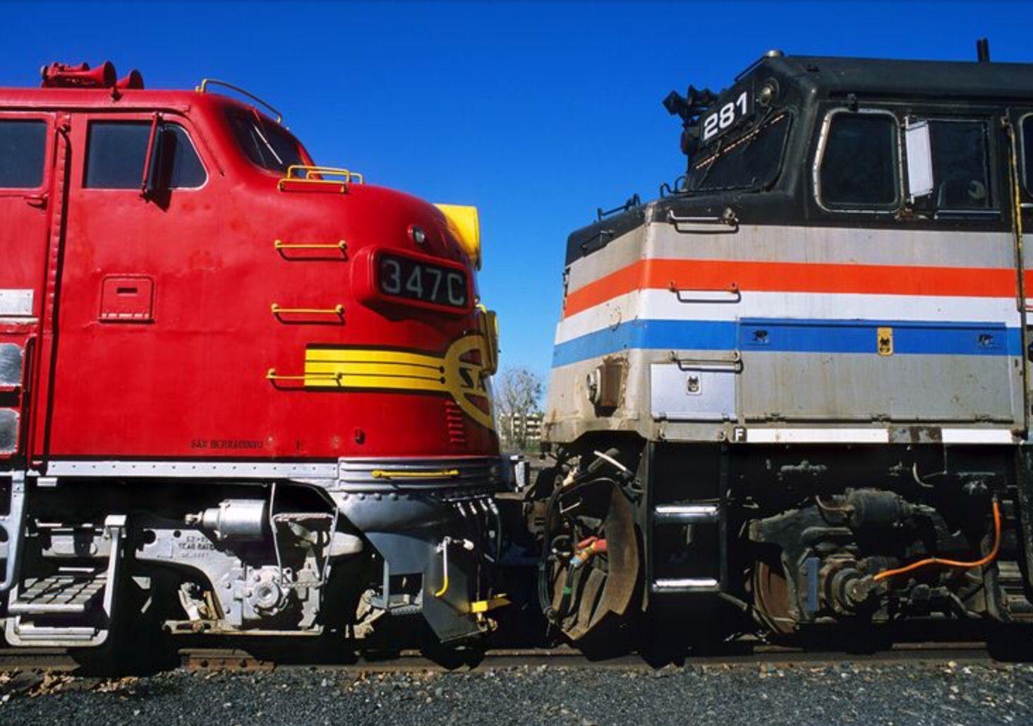 60 S Meets 80 S Train Train Pictures Steam Trains