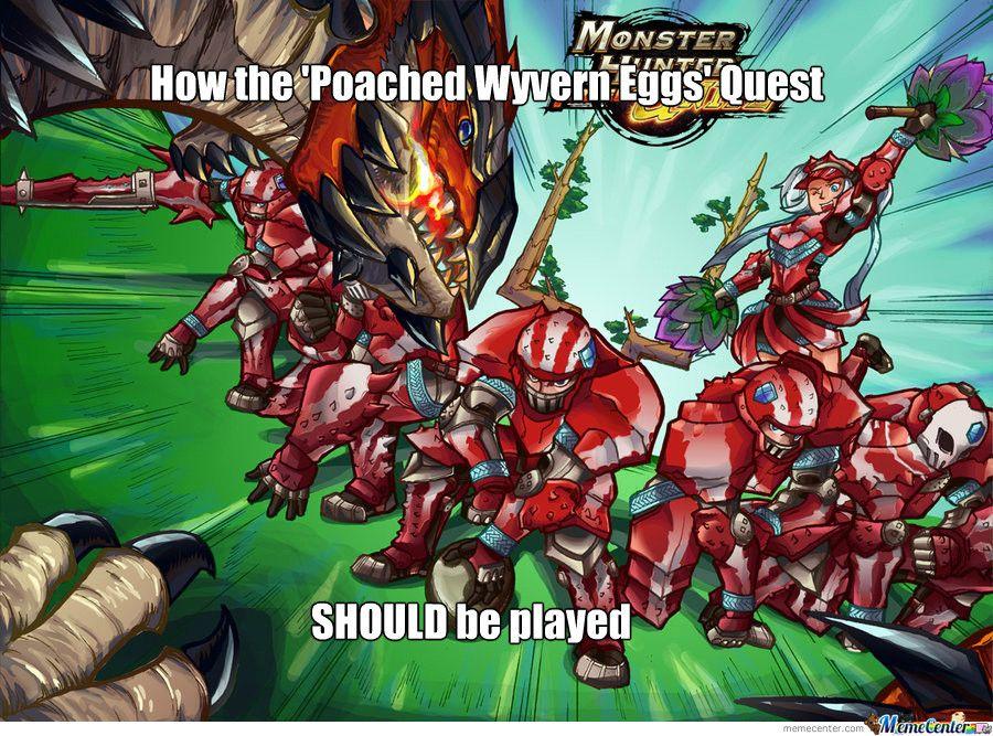 Monster Hunter Memes Google Search Monster Hunter Memes