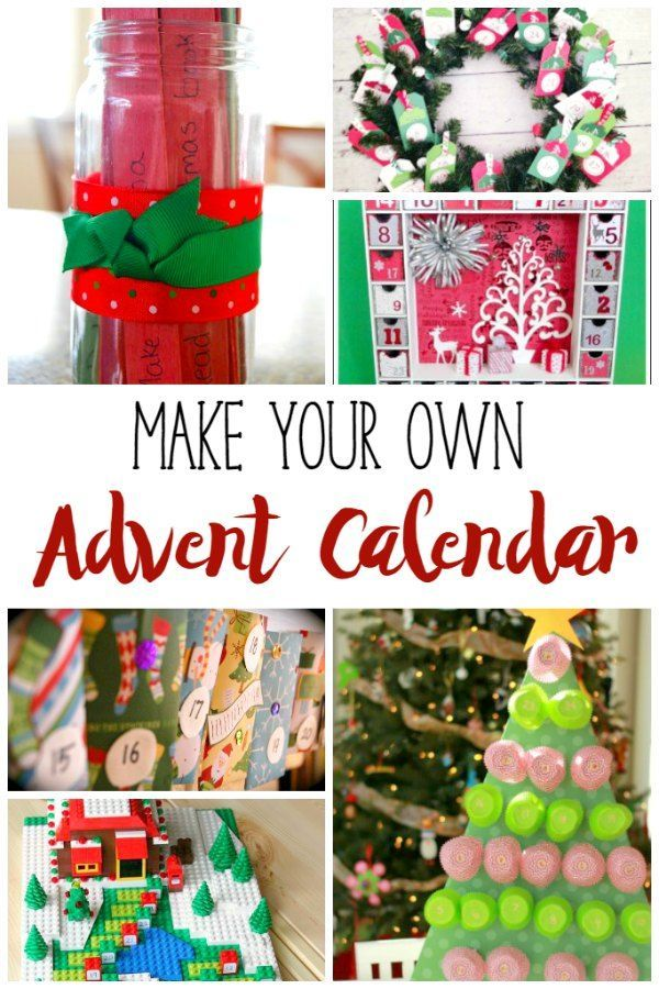 they can be simple or fancy but advent calendars are a great way to countdown - Countdown Till Christmas Decoration